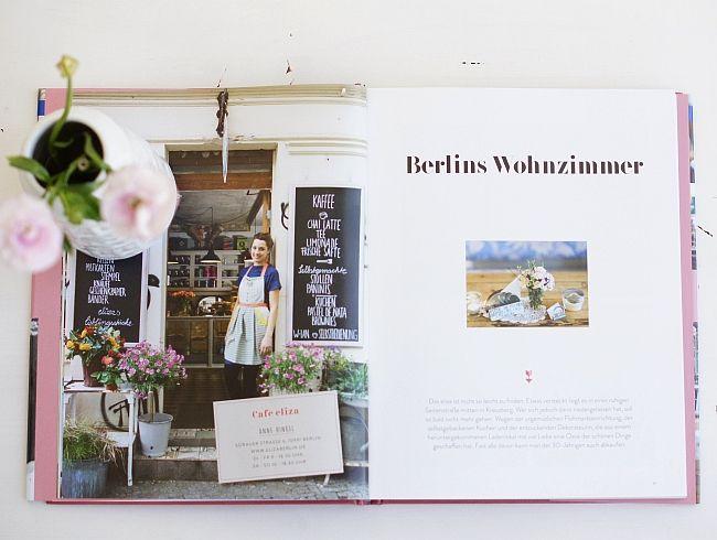 Café Eliza, Berlin Kreuzberg (vorgestellt in Sugar Girls, Callwey Verlag)