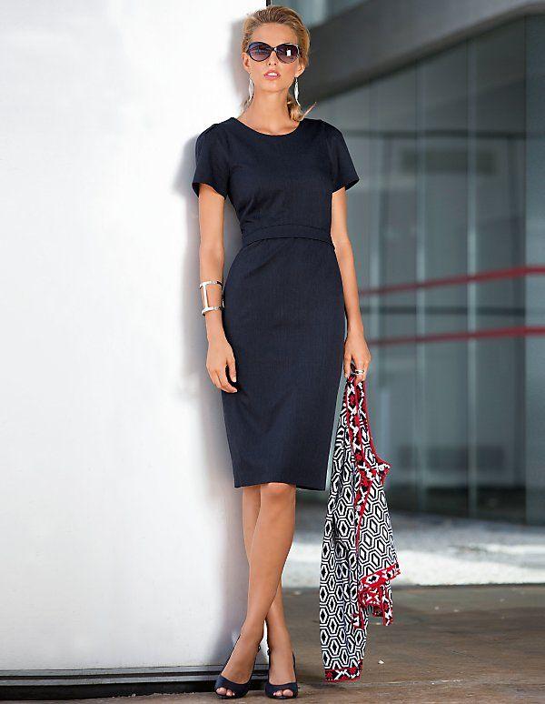26 best Kleid Business images on Pinterest | Woman fashion, Duchess ...
