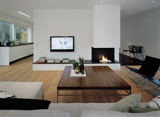 Great looking modern living room