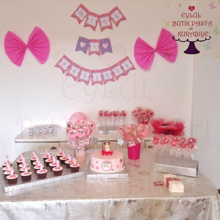 Mina'nın dogum günü partisi