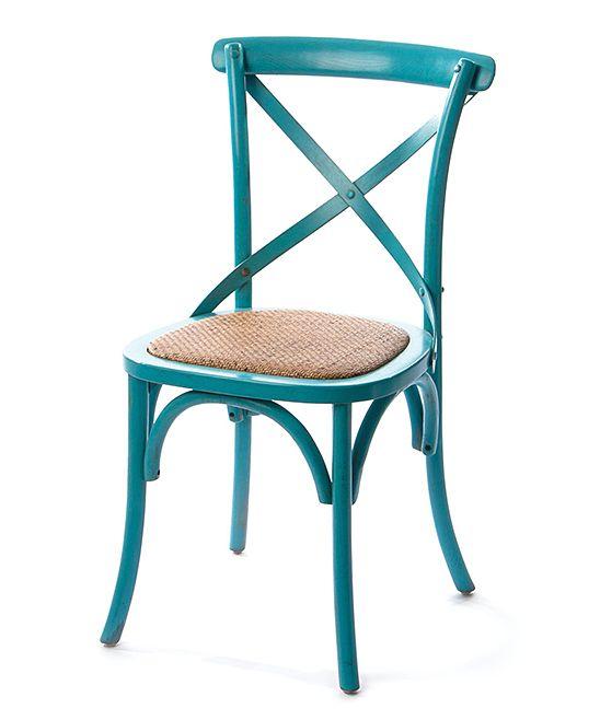 Cross-Back Chair