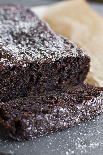 Vanilla Garlic: Seeking Approval: Chocolate Carrot Cake
