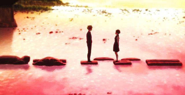 Tamako Love Story: Kitashirakawa Tamako and Ooji Mochizou