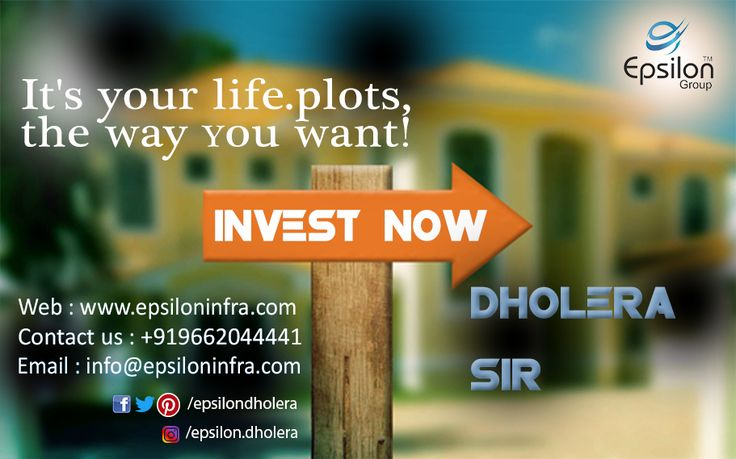 7 Ocean Blues – a promise of peace of calmness is located on National Highway No. 8 in the rapid up-and-coming Airport Zone.. #invest #dholeraSIR #residential #gujarat #epsilon #infrastructure