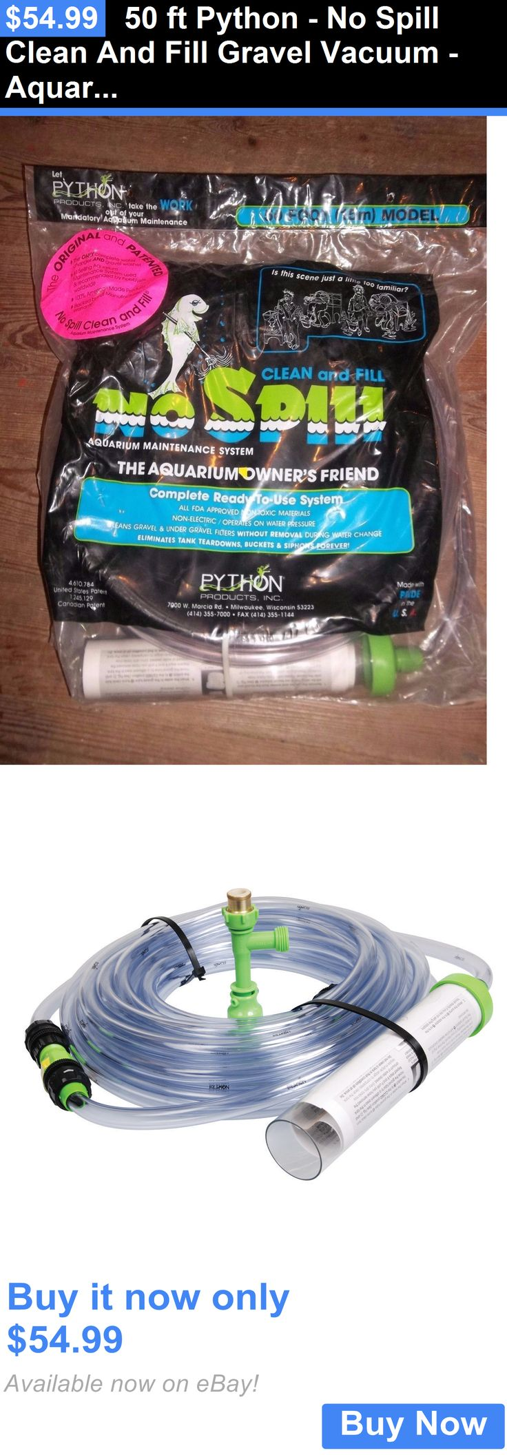 1000 ideas about aquarium maintenance on pinterest for Fish tank cleaning kit