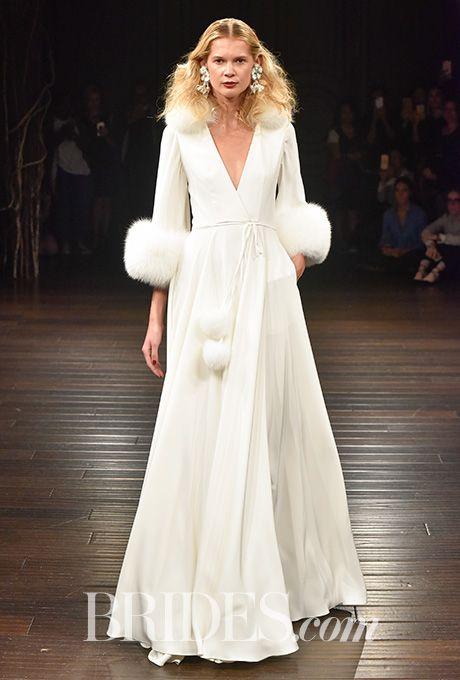 Brides: Naeem Khan Wedding Dresses - Fall 2017 - Bridal Fashion Week