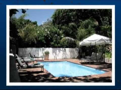 Rickety Bridge Winery Conference Venue in Franschhoek, Western Cape Winelands - YouTube