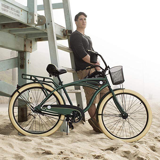 Huffy Beach Cruiser Comfort Bikes 20 24 26 Inch Gateway Comfort Bike Beach Cruiser Cruiser Bike