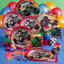 Birthday Express Monster Jam packs