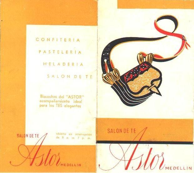 """Hoy es viernes del recuerdo """"Carta de productos de nuestro local de Junín en la década de los años 50""""..."""