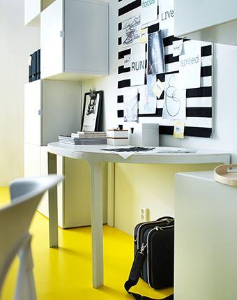 hej bei ikea sterreich schreibtische schreibtisch. Black Bedroom Furniture Sets. Home Design Ideas
