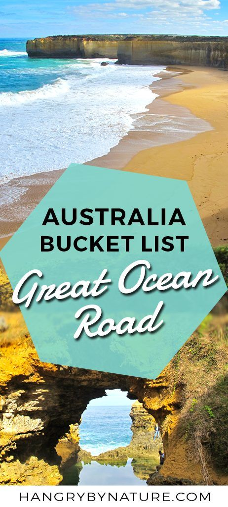 A guide to driving down the breathtaking Great Ocean Road in Australia. Discover all the secret spots. #greatoceanroad #melbourne #australia