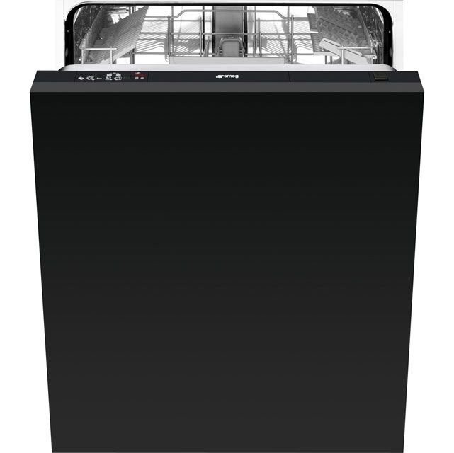 DI613AE_BK   Smeg Standard Dishwasher   ao.com