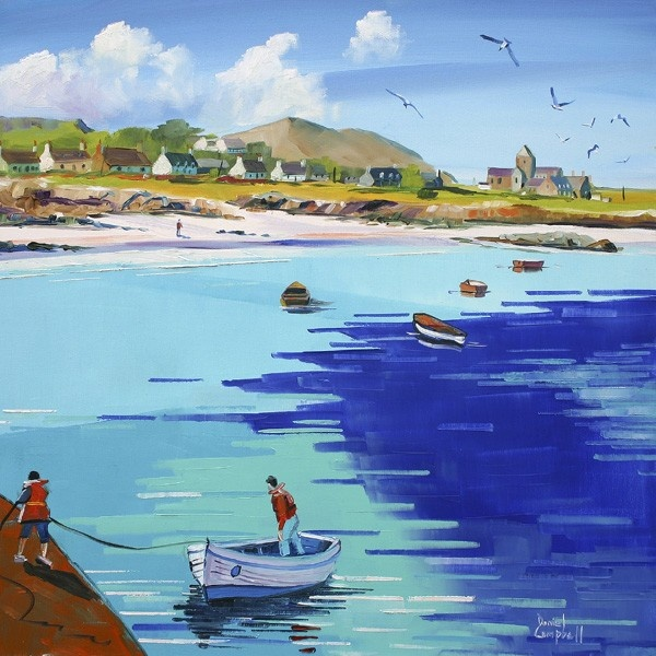 Art Prints Gallery - Iona (Limited Edition), £70.00 (http://www.artprintsgallery.co.uk/Daniel-Campbell/Iona-Limited-Edition.html)