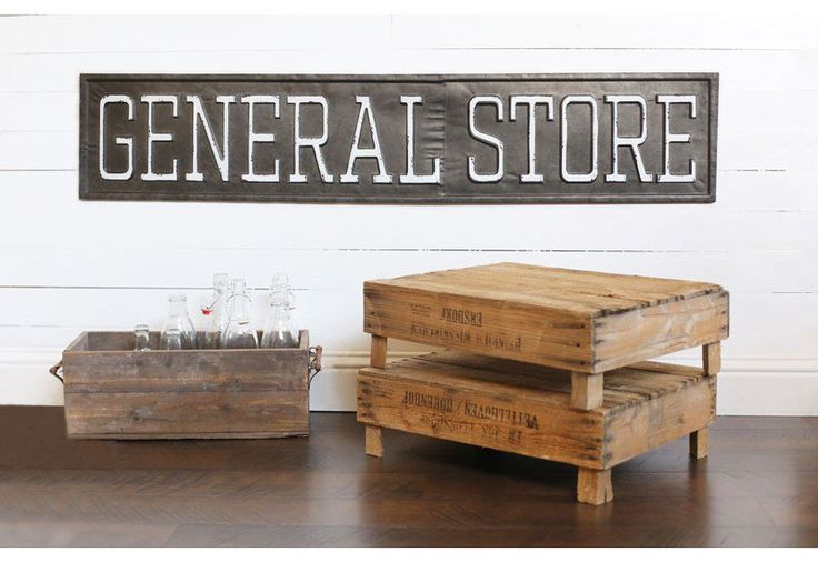 General Store Sign, Metal General Store Sign, Old Country Store Signs, Vintage General Store Sign, General Store Signage, Home Décor, Wall Art