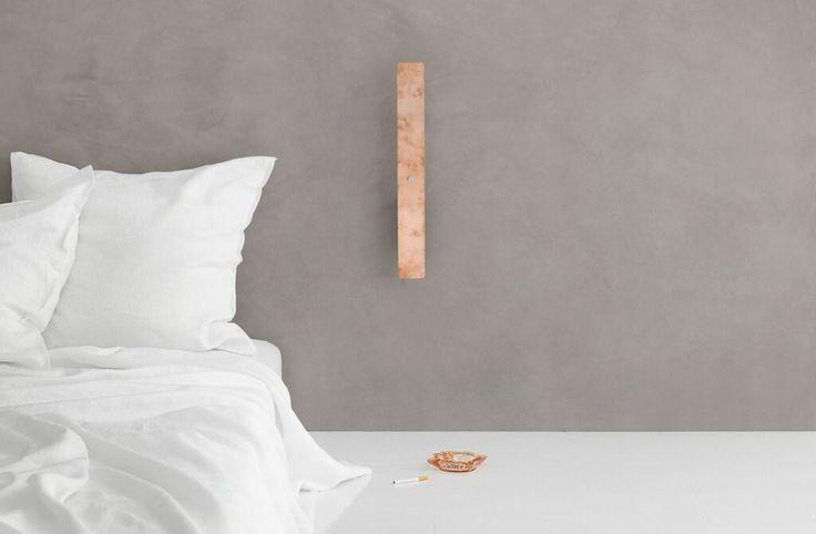 #Divar means wall in Farsi , which naturally is the name of our new #walllamp by #Anour in #brushedcopper .Picture by Jeppe Sørensen . Styling by @kateimowood . Big thanks to @kabecopenhagen walls #ledlights #handmade #cphmade #madeindenmark #Danishdesign  https://www.anour.dk