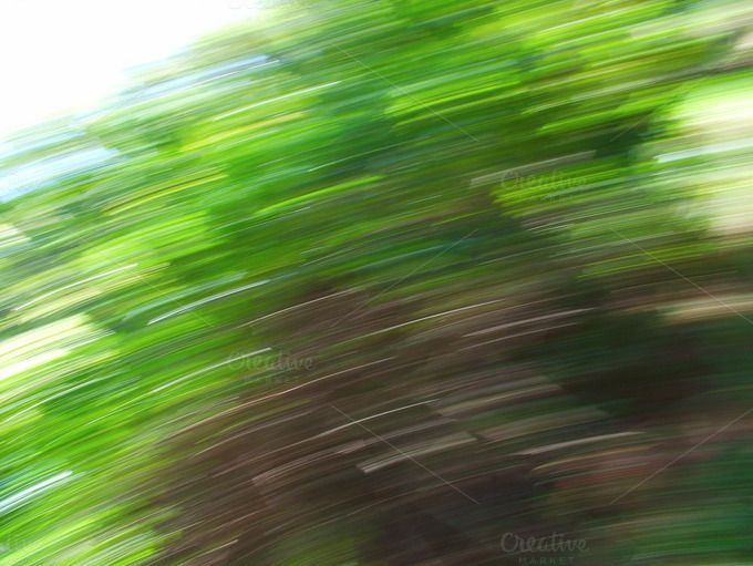 Green Motion Blur by Rustic Apple Photos on Creative Market