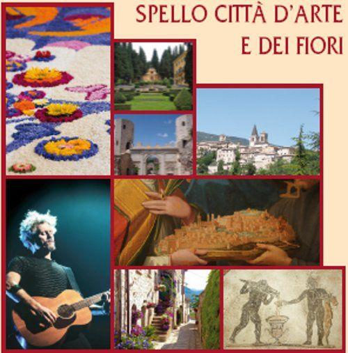 """A Spello """"Incontri per le strade"""", musica, arte, narrativa e teatro fino al 30 agosto"""