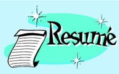 A Resume is the most important thing when applying for a job. It is the first step and foremost step that can help you to make an impression on the minds of your potential employer. This is a way to advertise yourself and get their attention to bag the job.