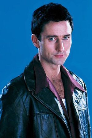 Glenn Quinn. Played Doyle on Angel. Such a shame he passed.