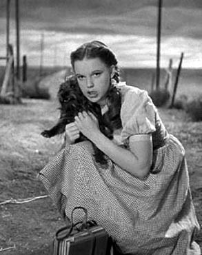 *TOTO & DOROTHY GALE ~ The Wizard of OZ, 1939