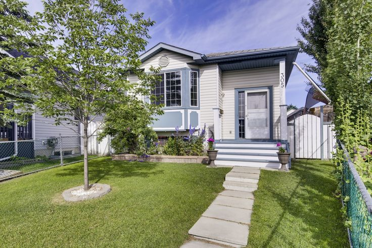 305 Martinglen Way! Looking for 4 bedrooms? Walking distance to the C-Train? RV Parking? This one has it all!  385K