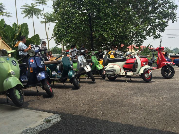 #scootering #vespa #sipscootershop #scootercenter #bgmtuning #malaysia