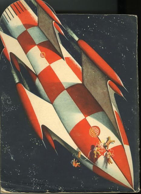 space rocket book - photo #32
