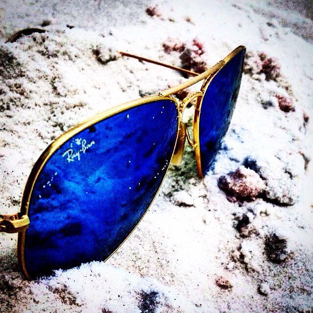 Combinação perfeita  #rayban #aviador #sun #beach #praia #verao #espelhado #colorido #oticaswanny #compreonline