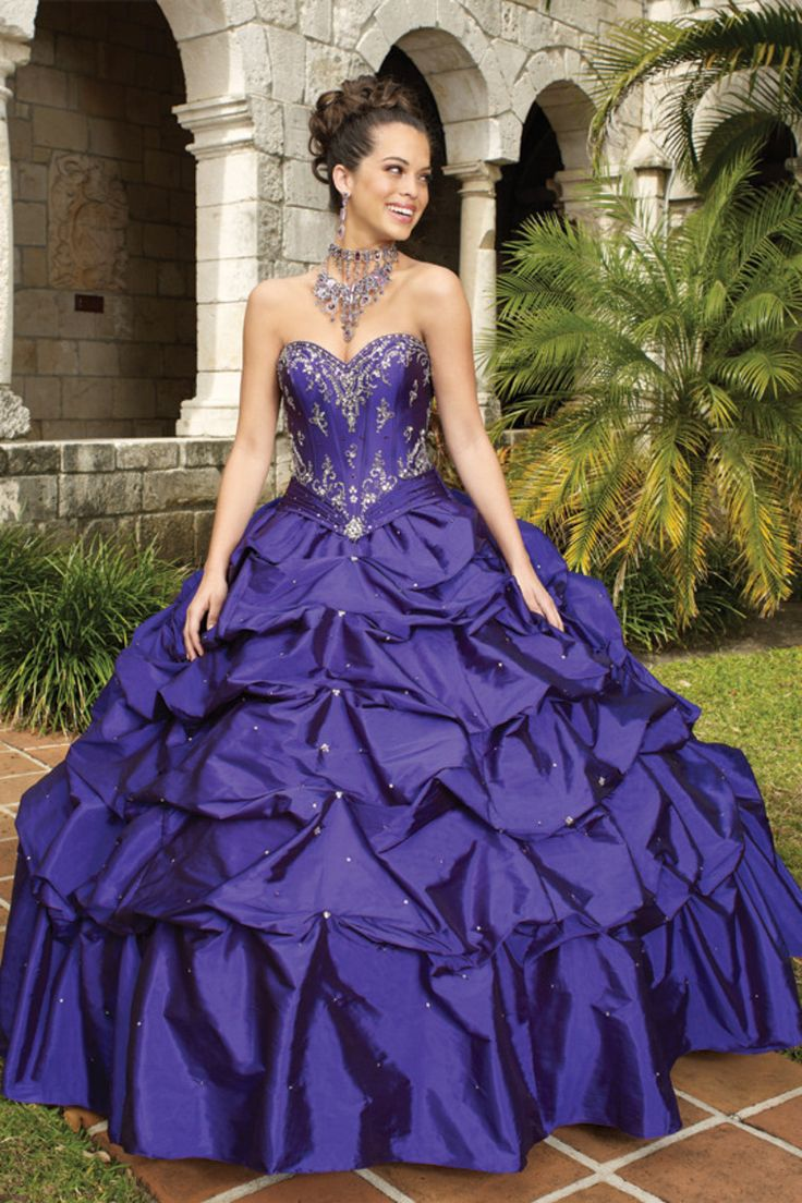 32 best Quinceanera dresses images on Pinterest | Quince ideas ...