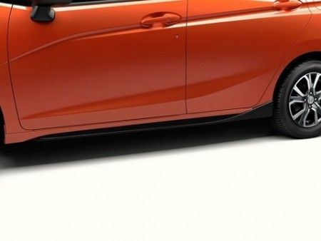 Honda Jazz Side Skirt - Pre-Painted Options 2016- - 08F04-T5A-670A