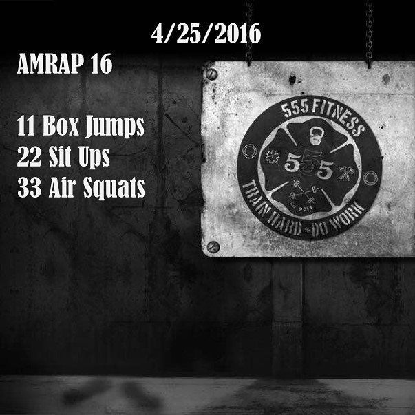 cool Instagram photo by 5-5-5 Fitness • Apr 25, 2016 at 12:00pm UTC