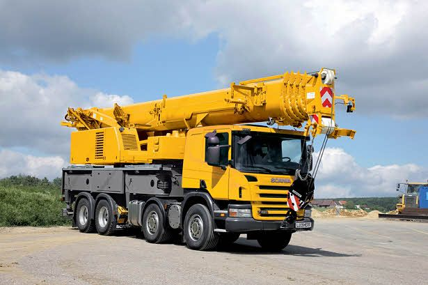 The Most Popular Crane Trucks Available Online