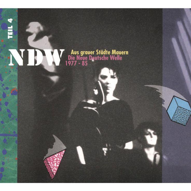 Various Artists - Aus Grauer Stadte Mauern Die Neue Deutsche Welle (CD)