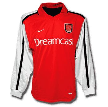 Arsenal Home (Long sleeve)