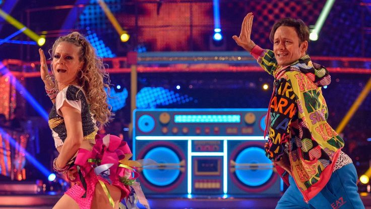 Kellie Bright & Kevin Clifton Samba to 'Boom! Shake The Room' - Strictly...  Song- DJ Jazzy Jeff and the Fresh Prince.