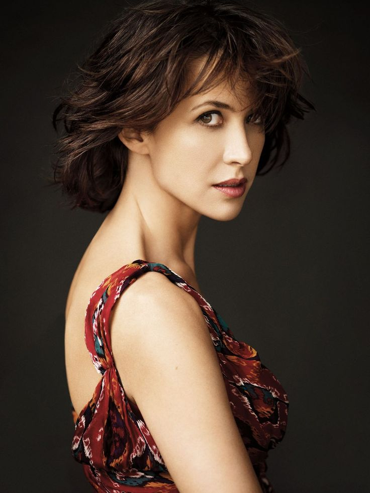 One of my all time fav Bond Girls. MANAGEMENT+ARTISTS - PHOTOGRAPHY - ALEXI LUBOMIRSKI - Sophie Marceau