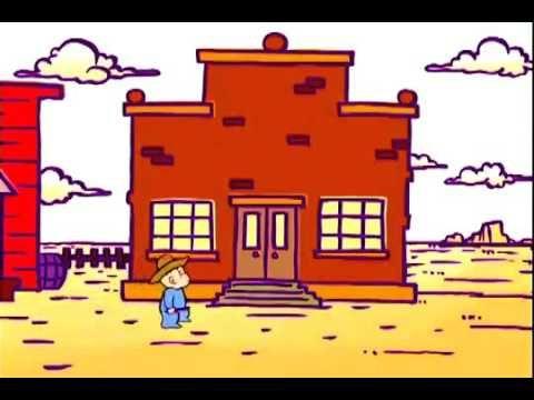 Watch Cartoon For Kids Harold And The Purple Crayon Cow boy Harold