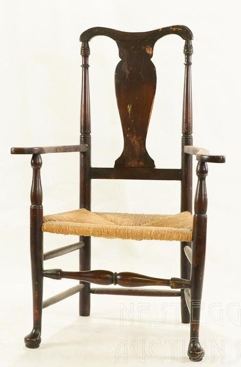 49 Best Queen Anne Images On Pinterest Antique Furniture
