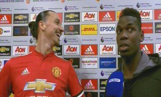 Zlatan Ibrahimovic says Man United comeback felt 'special'