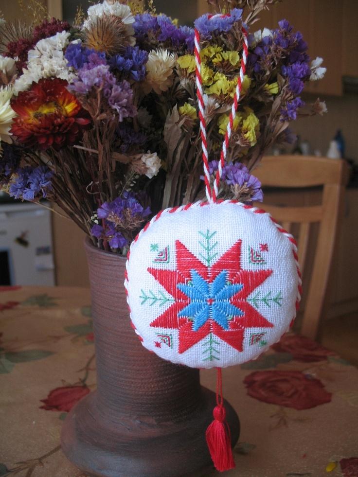 Ukrainian Christmas Star