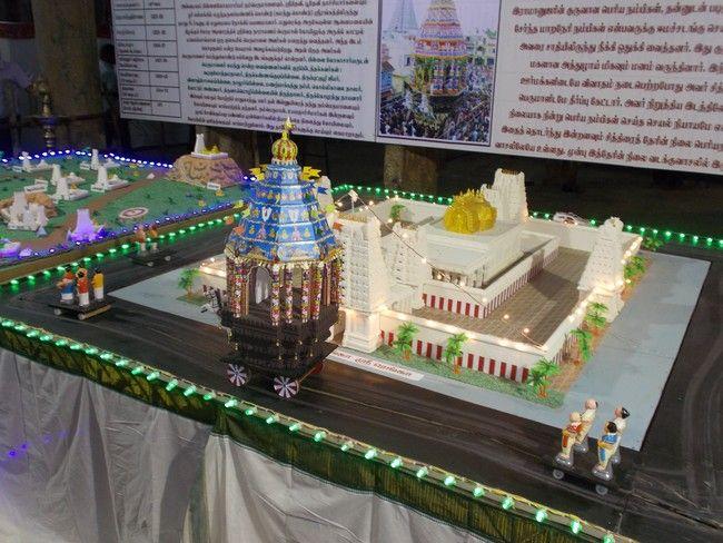 Srirangam Ranganathaswamy Temple Navarathri Golu at 1000 pillars mandapam 2014…