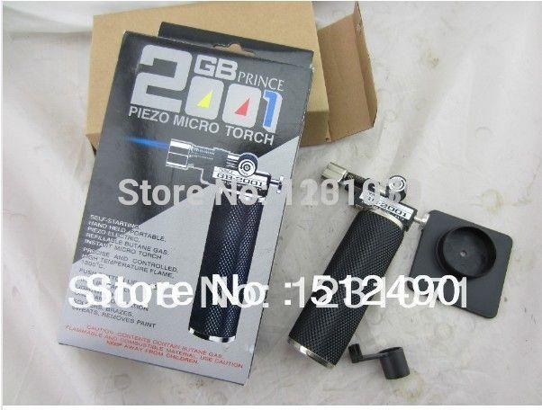 ГОРЯЧИЕ продажи. микро-газовая горелка, зажигалки факел GB2001 Драгоценности Резак