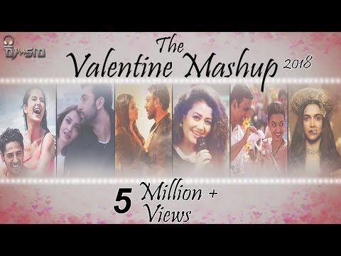 Valentine Mashup 2018 | Best Bollywood Mashup| DJ SID | Official