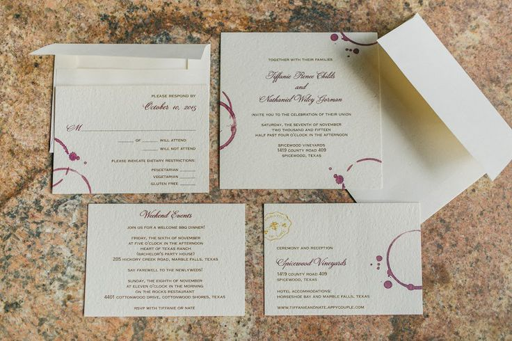 797 best Rustic Wedding Invitations images on Pinterest Rustic - rustic wedding invitation