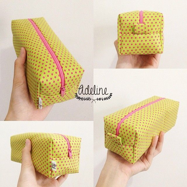 #pouch homemade