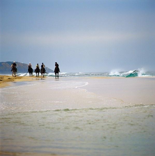 #Gunnamatta Trail Rides. #Mornington Peninsula, Victoria, Australia.
