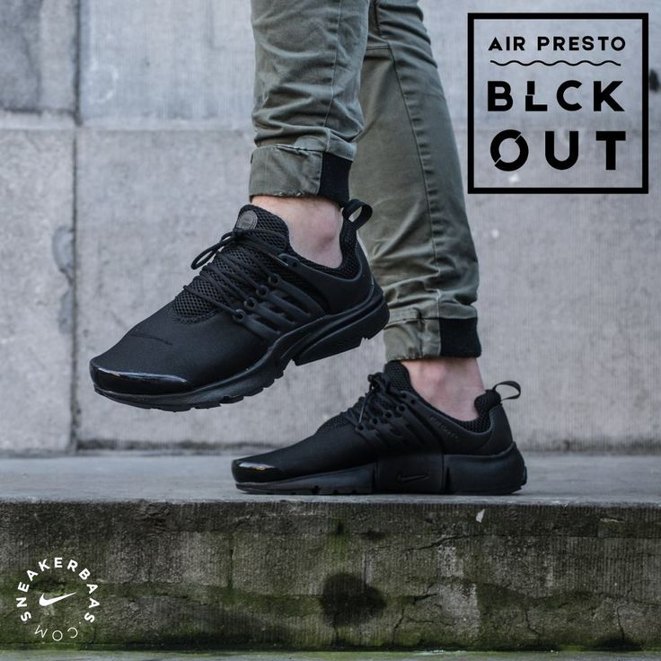 Nike wants you to begin the new year in style, they've decided to release the Presto in a timeless colorway. This slick release is added to the Nike repertoire and got a black TPU cage with 'full black' underlayers. The Nike brandings are placed on the midsole in a blackcolored Swoosh, the toebox also got a black Swoosh and the heeltab features the 'Nike Air' logo.  Now online available | Priced at 124.95 | Mens sizes: XXS - XXL