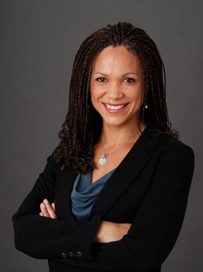 MSNBC's Melissa Harris-Perry Debuts Natural Hair and Newborn