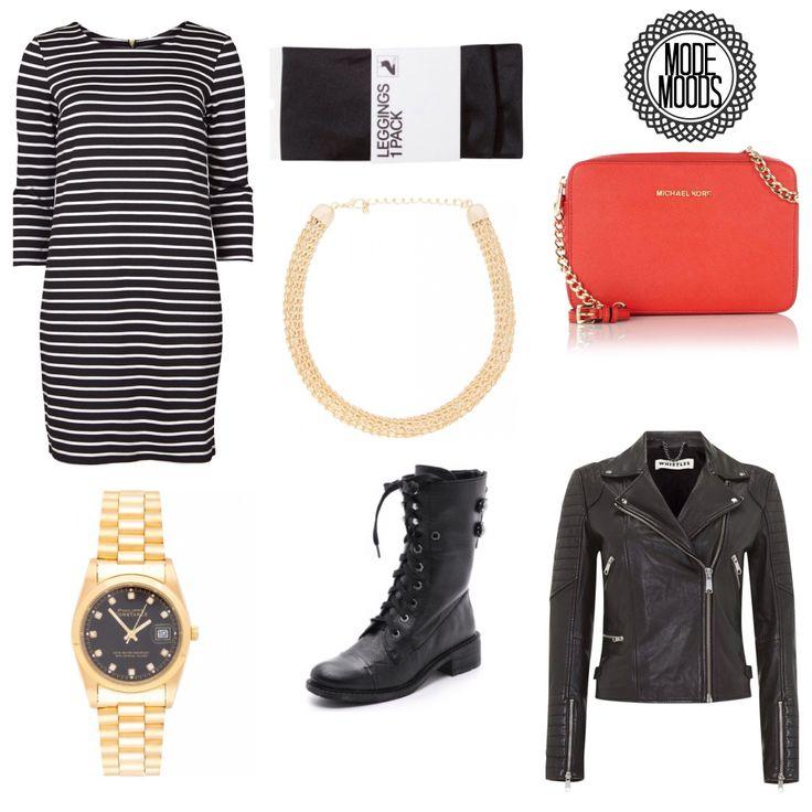 #wednesdaywear #vila #hm #loavies #samedelman #michaelkors #bijenkorf #shopbop #modemoods www.modemoods.com